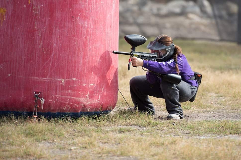 Paintball near austin